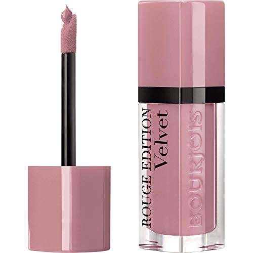 Bourjois Velvet Barra de Labios Líquida Tono 10 Don't pink of it - 7,7 ml