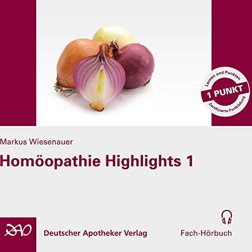 Homöopathie Highlights 1 Titelbild