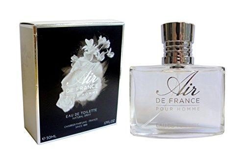 Charrier Parfums Air de France pour Homme Spray Eau de Toilette 50 ml