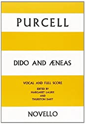 Henry purcell: dido and aeneas - vocal score