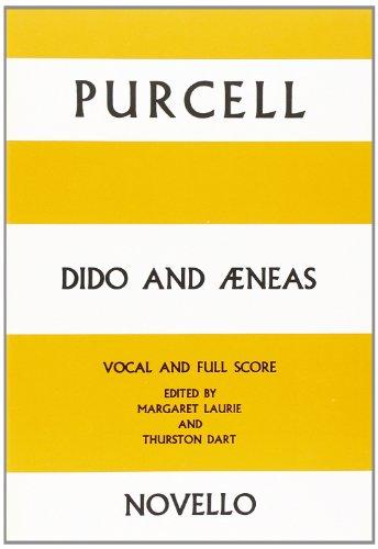 Dido and Aeneas: Vocal Score