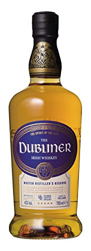 The Dubliner Master Distiller's Reserve Irish Whiskey 42% 0,7l Flasche