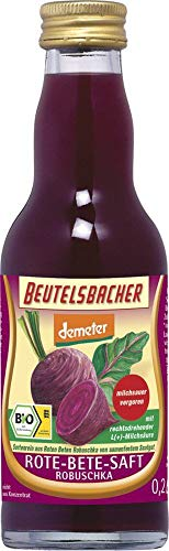 Beutelsbacher Bio Rote-Bete-Saft (6 x 200 ml)