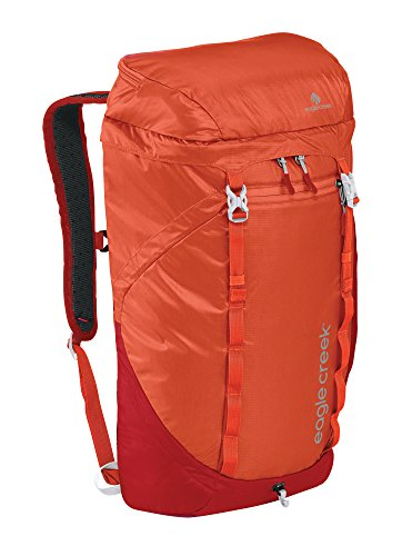 Eagle Creek, Unisex-Erwachsene Daypack, EC-60311136, Orange, EC-60311136