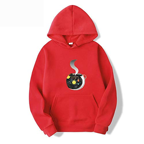 MUJOELE Herren Sweatshirt Bedruckt; Farben: Weiß, Khaki, Gelb, Rot, Lila, Schwarz, Blau, Rot, Grau, Marineblau, Grün