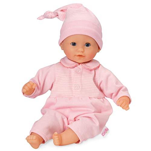 "Corolle Mon Premier Poupon Bebe Calin - Charming Pastel - 12"" Baby Doll, Pink"