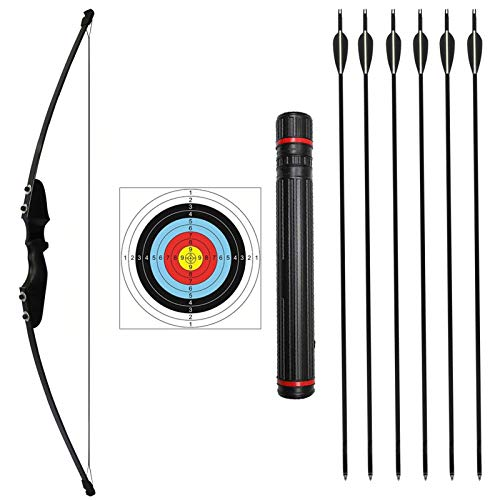 Best 20 to 29 pounds archery recurve bows review 2021 - Top Pick