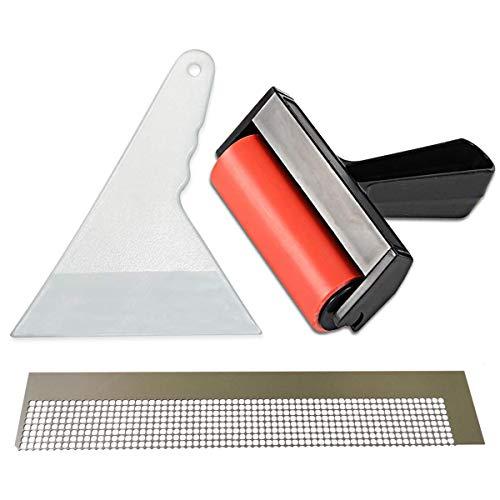 Diamond Painting Accessories, Yushoo 5D Diamond Painting Kits Pressing Repair Accessories Include Diamond Painting Roller, Diamond Painting Fix Tool and Stainless Steel Diamond Painting Ruler