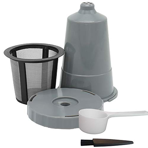 FATO. Reproduzierbare Kaffeefilterkörbe Kaffee-Filter Capsule Pod K-Cup Ersatz Kaffee-Filter K-Cup