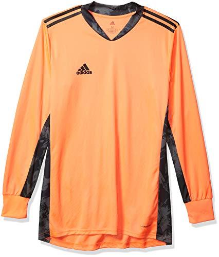 adidas Originals Hombre Adipro 20 Gk L, Hombre, GLE46, Coral/Negro, Small