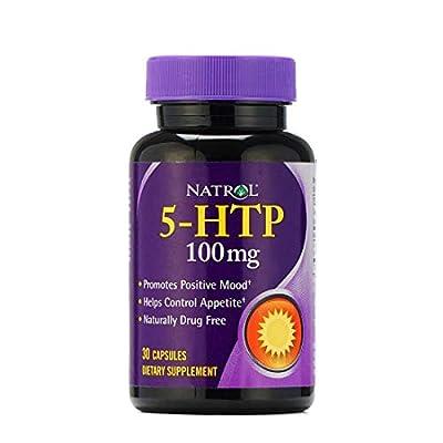 Natrol 5-HTP 100mg