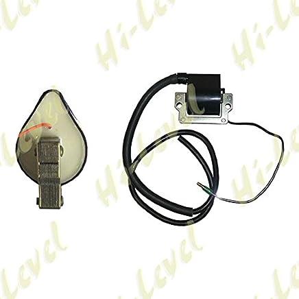 leanBonnie 2.50 X 10 2.5-10 Pneu Avant Arri/ère avec Chambre /à Air pour KTM 50 Sx Pro Jr SR LC Mini Dirt Pit Bike Automotive Tools