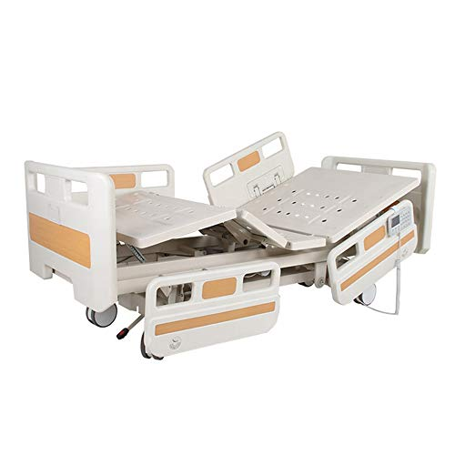 Best Deals! High-End, Full-Featured 6-Function ICU Electric Automatic Hospital Bed, 125Mm Individual...