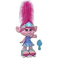 Trolls World Tour Dancing Hair Poppy Interactive Talking Singing Doll
