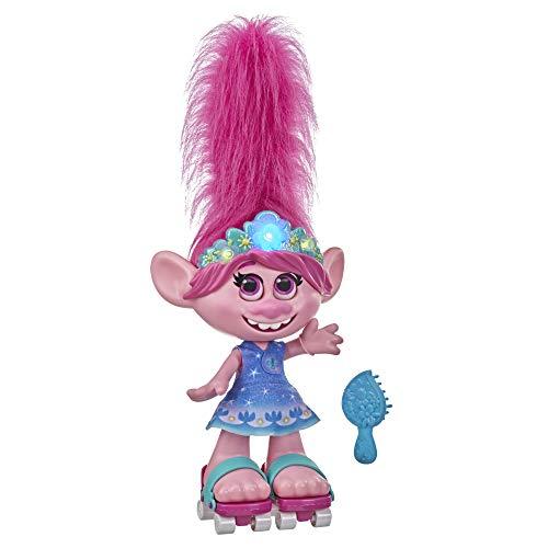 TROLLS- Poppy Melena Bailarina (Hasbro E94595E0)