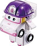 Super Wings EU730023 Transform-a-Bots Zoey - Juego de Mesa de Transform-a-Bots