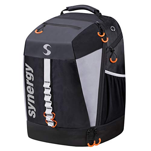 Synergy Triathlon Transition Bag Backpack (Black)