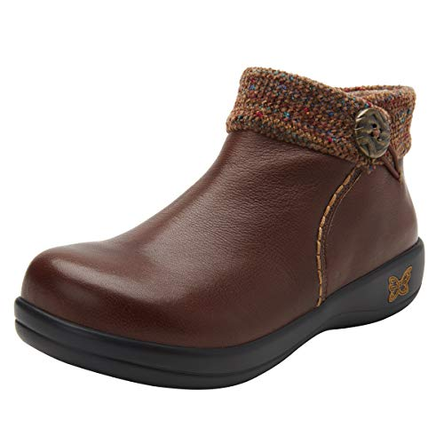 Alegria Sitka Womens Shoes Brown 7 M US