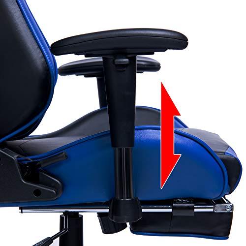 WOLTU Bürostuhl Chefsessel Racing Stuhl Bild 3*