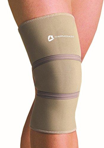 Thermoskin Thermo-Kniebandage Standard–Kleine 31,5–33,5cm (unter Knie Cap mit dem Knie Messen leicht gebogen)