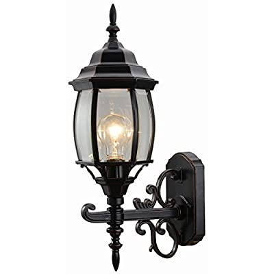 Hardware House Outdoor Lights 19-1630 and 54-4155