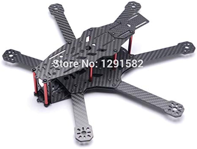 Laliva RD 290 RD290 Hexacopter Frame 290mm 6 Axis 3K Carbon Fiber for FPV UAV