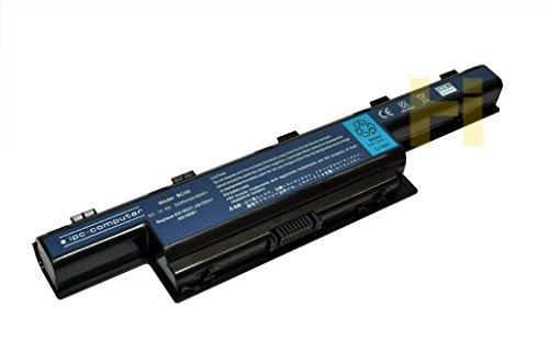 Original Power Akku mit 4400mAh für Akku Acer Aspire 4551, 4771, 5741 Serie, Acer TravelMate 5740, Ersetzt folgende Akku Bezeichnungen: 31CR19/652, AS10D31, AS10D3E, AS10D41, AS10D61, AS10D71, BT.00603.111, BT.00606.008, BT.00607.125, BT.00607.127, AS10D51, 31CR19/66-2, AS10D75