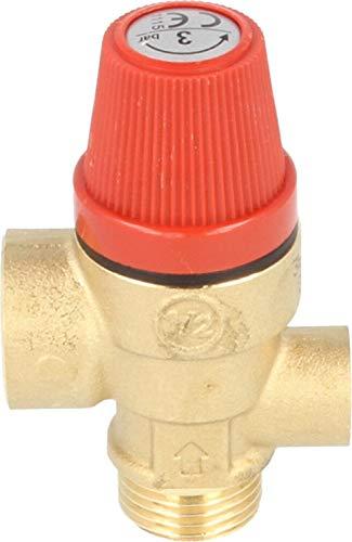 Glowworm 2000801085EnergySaver Druckentlastung Ventil, Sicherheitsventil