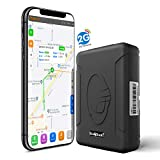 SinoTrack GPS Tracker for Vehicles, ST-915 Waterproof Real Time Car GPS Location Anti Theft Alarm Tracking Device with Strong Manget for Cars Motorcycle Trucks