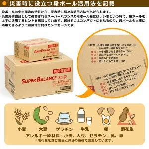 6年保存非常食スーパーバランスSUPERBALANCE(栄養機能食品)(20)