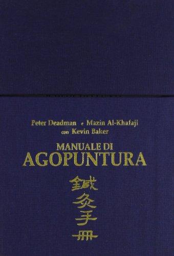 Manuale di agopuntura. Schede dei punti