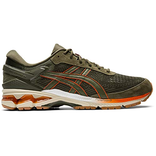 ASICS Gel-Kayano 26 Running Shoes - 11 Green