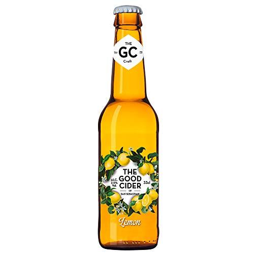 The Good Cider of San Sebastian Lemon - Caja de 12 x 33 cl