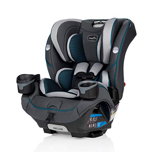 EveryFit 4-in-1 Convertible Car Seat, Sawyer