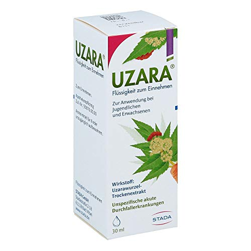 UZARA, 30 ml Lösung