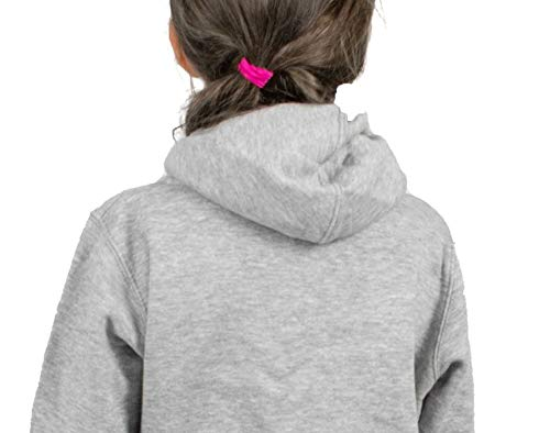 Gennadi Hoppe Kinder Jumpsuit Overall Jogger Trainingsanzug Mädchen Anzug Jungen Onesie,hell grau,7-8 Jahre - 5