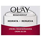 Olay Regenerist Crema de Día Regeneradora 50 ml, Suaviza el Aspecto de las Líneas de Expresión y las Arrugas
