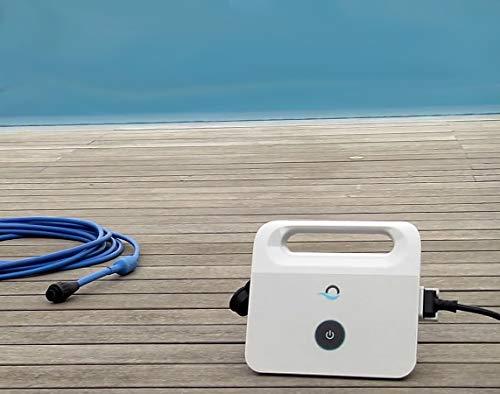 Dolphin E20 - Elektrischer Reinigungsroboter, Poolroboter mit PVC Bürste, Pool Roboter für alle Poolformen - 8
