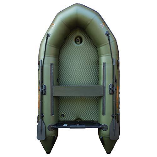 Fox FX 290 Inflatable Boat Boot Schlauchboot Karpfenboot