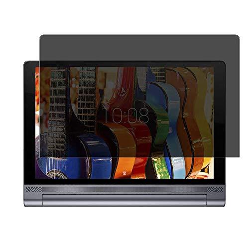 Vaxson Protector de Pantalla de Privacidad, compatible con lenovo Yoga Tablet 3 Pro 13.3' Tablet3 [no vidrio templado] TPU Película Protectora Anti Espía