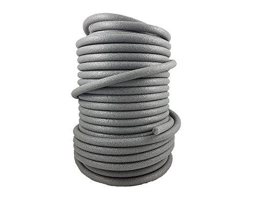 PE Rundschnur Ø 15mm 100m Spender geschlossenzellig grau entspricht DIN 18540