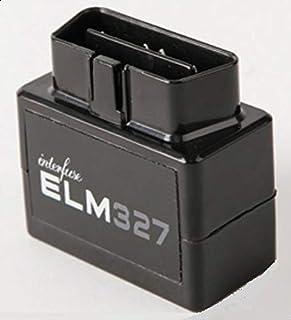 ELM Bluetooth OBDII/OBD 2 أخطاء السيارات ماسح تشخيص V1.5 نموذج SE-04