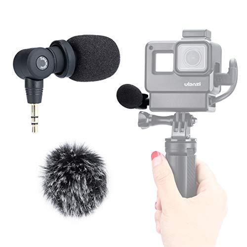 Saramonic SR-XM1 Mini Vlog Micrófono para Cámaras DSLR Gopro 7 6 5,...