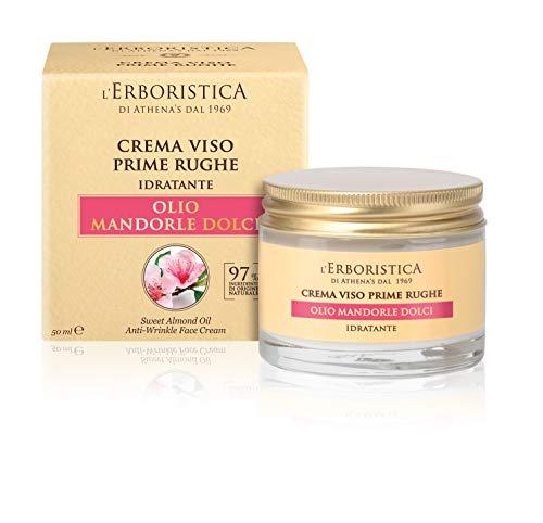 crème visage premières rides à l'huile d'amande douce 50 ml