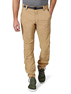 ATG by Wrangler Men's Convertible Trail Jogger, Tiger Brown, 30W x 30L