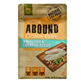 Abound Grain Free Whitefish and Chickpea Cat Food 3lb (Single Bag)