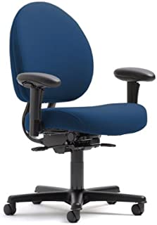 Steelcase Criterion Plus Chair, Blue Fabric - 4539331BW5F07