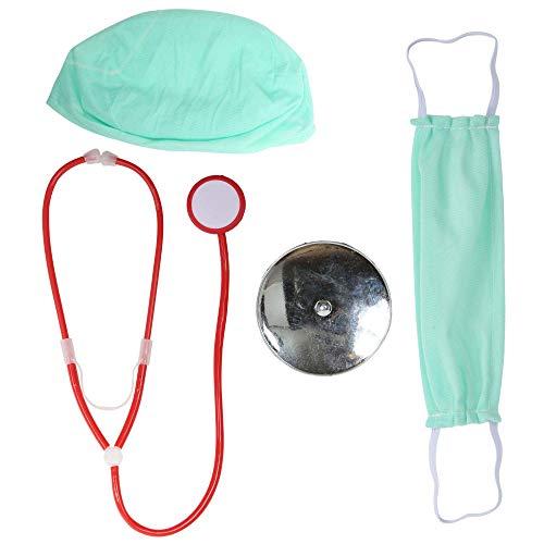 Widmann 00318 Arzt Set, Unisex– Erwachsene, Türkisblau, Einheitsgröße
