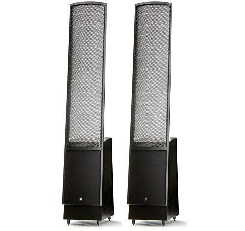 Purchase MartinLogan ElectroMotion ESL 8 Electrostatic Floor Speakers - Black (Pair)
