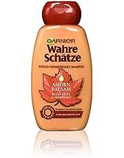 Garnier Ware Schätze esdoorn balsem shampoo, verpakking van 6 (6 x 250 ml)